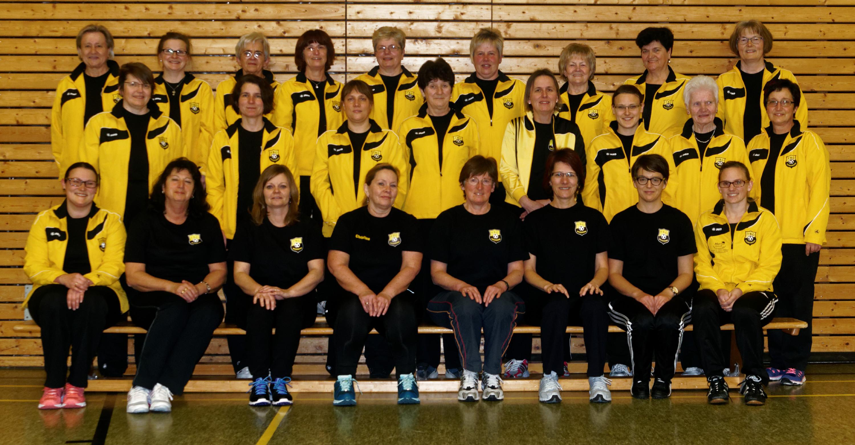 Damengymnastikgruppe 2017